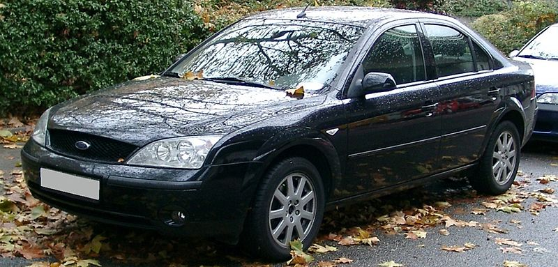 Ford Mondeo mkiii