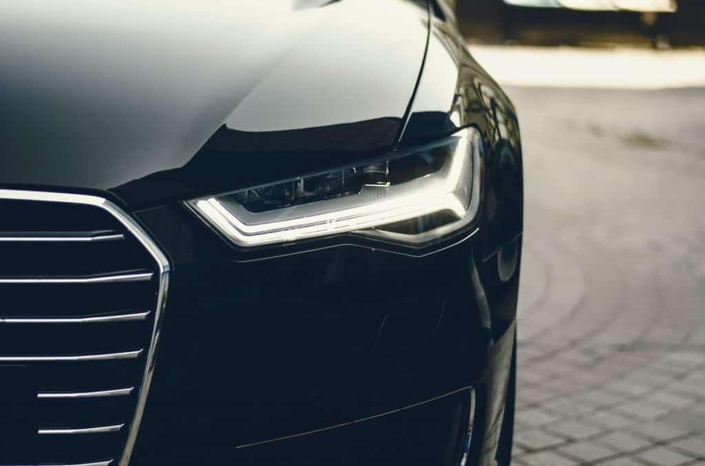 tuning samochodów luksusowych - audi